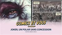 Joker, un polar sans concession