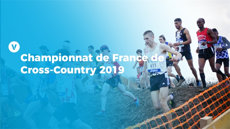 Championnat de france de cross-country 2019